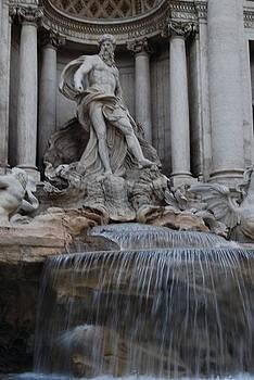 Trevi Fountain by Mary Barrett