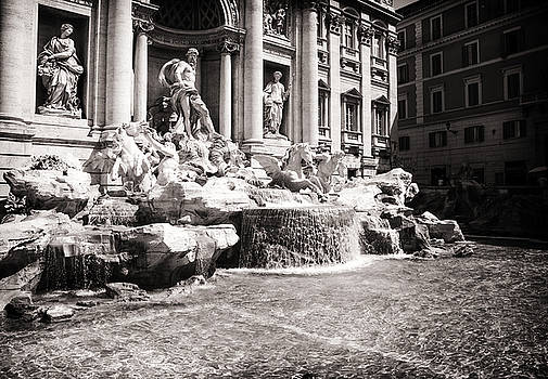 Stewart Scott - Trevi Fountain
