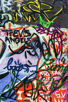 Trev's Angels Graffiti by Pierre Leclerc Photography