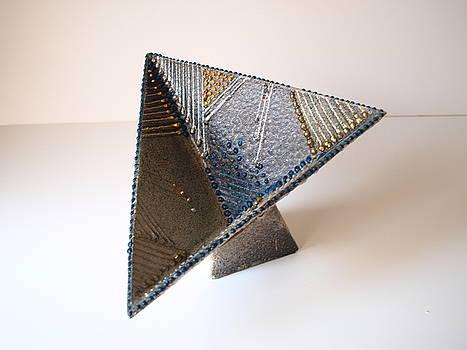 Triangle by Ilze Enina