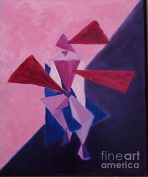 Triangles by Karen Francis