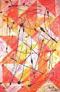 Triangles by Martin Martelli