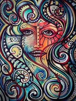 Tribal Beauty by Matt Mercer
