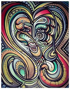 Tribal Love by Matt Mercer