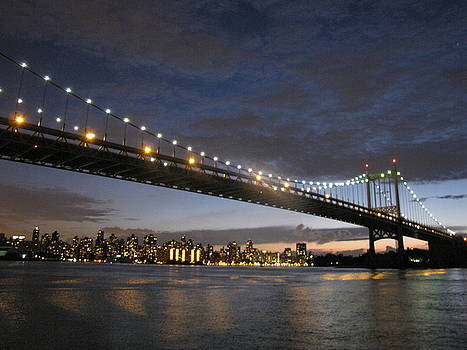 Triboro at Dusk by Peter Aiello