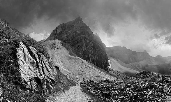 Tribulaunhutte, Tirol by James Clancy