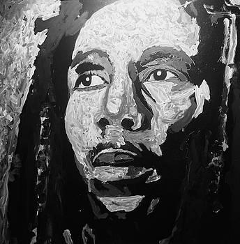 Bob Marley by Neal Barbosa