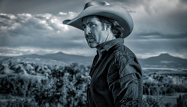 Tribute to the American Cowboy by Stacy Burk