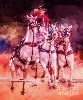 Trick Rider by Char Doonan