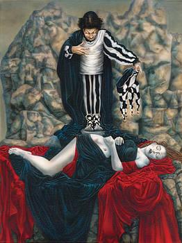 Trickster III - Beauties Demise by Wayne Pruse