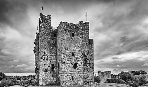 Trim Castle , Co Meath 2 by Martina Fagan
