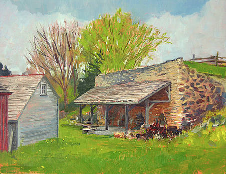 Trimborn Farm No.1 by Anthony Sell