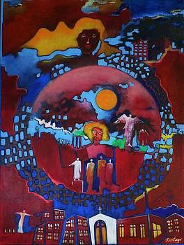 Trinidad by Adalardo Nunciato  Santiago