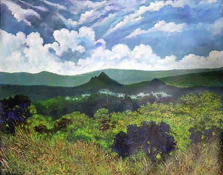 Trinidad by Ricardo Sanchez Beitia