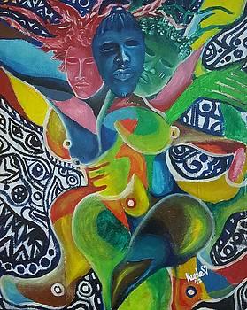 Trinity by Adekunle Ogunade