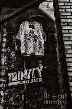 Chuck Kuhn - Trinity Boxing Club Display T-Shirt NY