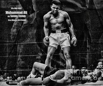 Chuck Kuhn - Trinity Boxing Gym Ali vs Liston