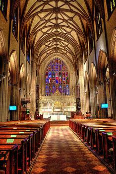 Trinity Church by Timothy Lowry
