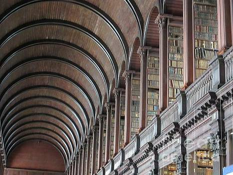 Trinity College 3 by Crystal Rosene