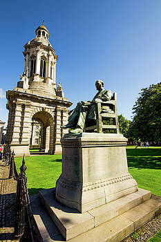 Mike Shaw - Trinity College Bell Tower