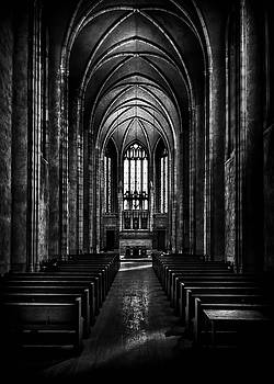 Trinity College Chapel by Brian Carson