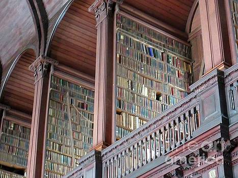 Trinity College Library by Crystal Rosene