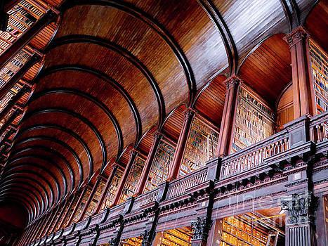 Lexa Harpell - Trinity College Library Dublin