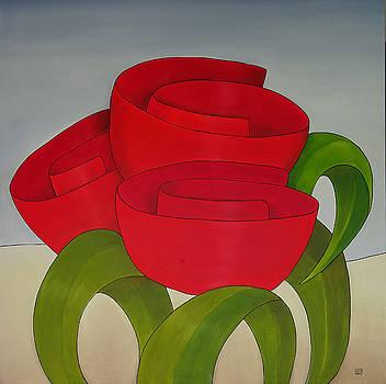 Trio de tulicots by Sonia BOYER