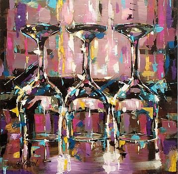 Trio II by Christine Karron