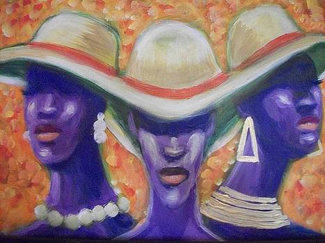 Trio by Jan Gilmore