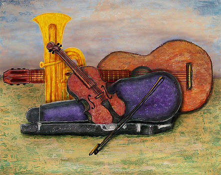 Trio by Jazz Art