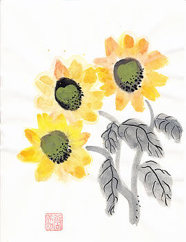 Trio of Appreciation by Dawn Marie Black