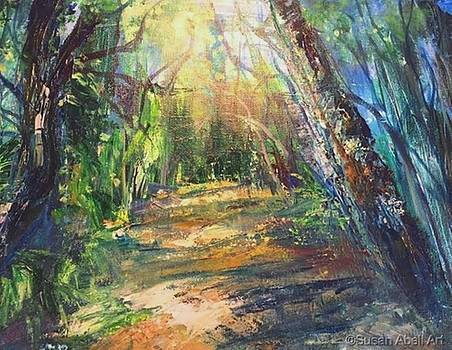 Trip Through a Maritime Forest by Susan Abell