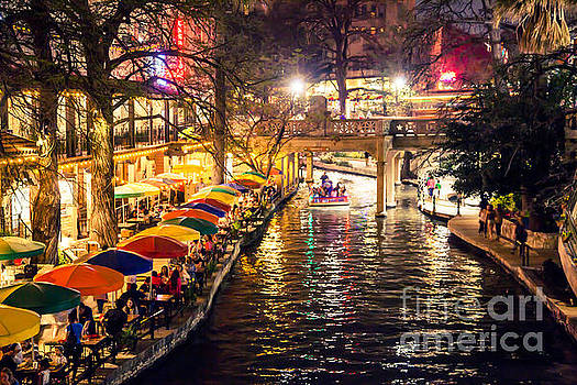 Trip to the Riverwalk by Iris Greenwell