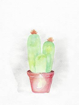 Triple Cactus by Armando Elizondo