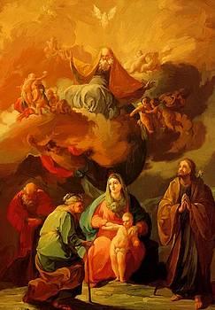 Triple Generation 1769 by Goya Francisco
