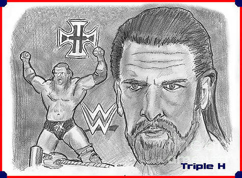Chris  DelVecchio - Triple H