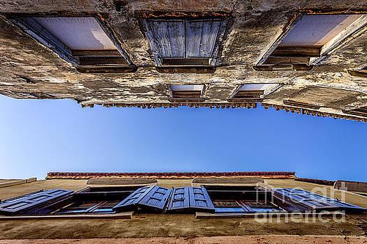 Trippy Alley by Christos Koudellaris