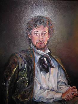 Tristan by Ekaterina Pozdniakova
