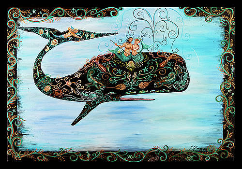 Triton's Goddess by Theresa LaBrecque