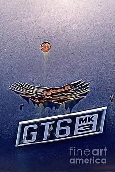 Triumph GT6 MK3 by Charles Dobbs