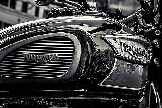 Triumph  by Off The Beaten Path Photography - Andrew Alexander