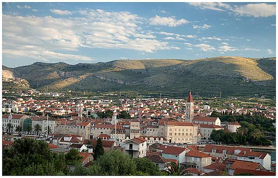 Trogir Croatia by Eric  Bjerke Sr