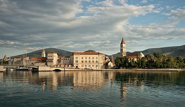 Trogir Croatia Morning by Eric  Bjerke