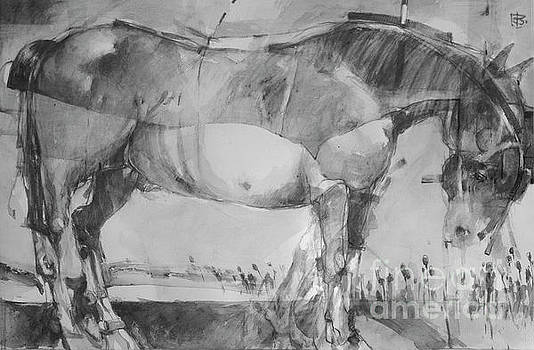 Trojan Horse 2 by Tony Belobrajdic