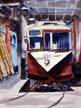 Trolley Maintenance by Ron Stephens