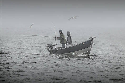 Randall Nyhof - Trolling for Salmon in the Fog
