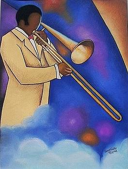 Trombone Man by Sonya Walker