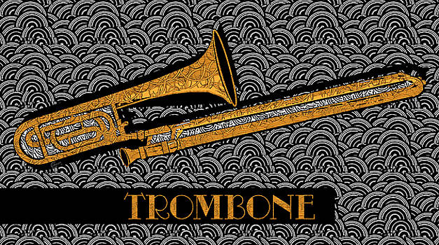 Trombone Tunes by Cecely Bloom