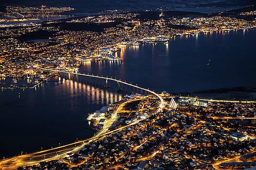 Tromso Norway  by Mariusz Czajkowski